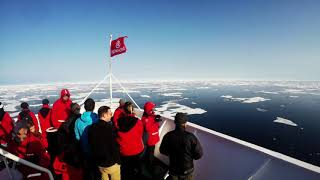 A day in the Ice aboard the G Expedition