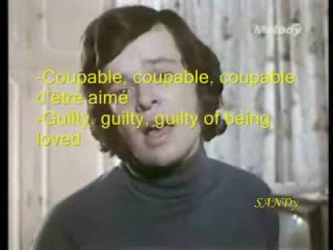 Jean Francois Michael  Coupable lyric+English subtitle
