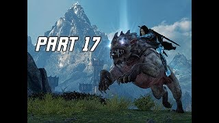 Middle-Earth Shadow of War Walkthrough Part 17 - Ambush (Let's Play Commentary)