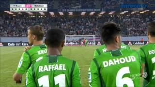 Telekom Cup 2014 | FC Bayern vs. Gladbach | Alle Tore [German/HD]