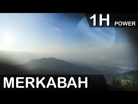 1 Hour Merkabah Meditation, Spiritual Work. Binatural beats, Isochronic tones