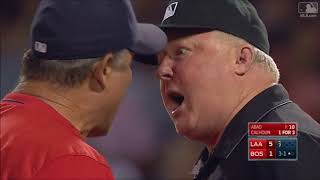 MLB 2017 June July Ejections