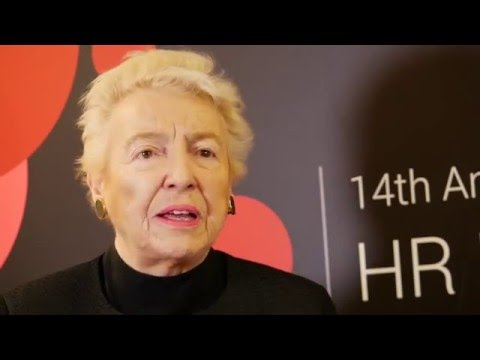HR Directors Business Summit 2016: An Interview with Dame Stephanie Shirley
