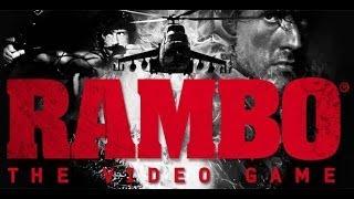 Rambo - The Video Game : A Primeira FAIL Hora