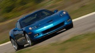 2008 Chevrolet Corvette Videos