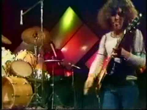 Reo Speedwagon The Session PBS 1971 - Gypsy Woman