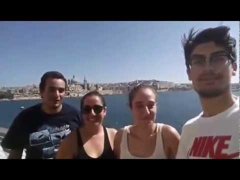 Hello from EGEA Malta