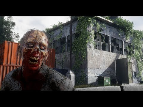 Zombie Apocalypse (Speed Level Design / Gameplay / Unreal Engine 4)