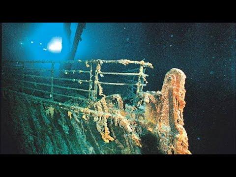 TITANIC : SULAR ÇEKİLİNCE | TÜRKÇE DUBLAJ | BELGESEL İZLE