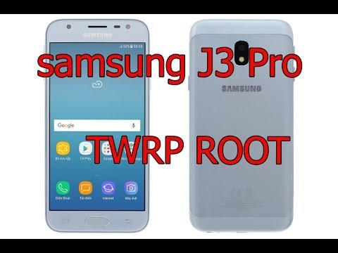 Samsung J3 Pro TWRP Root J330G, J330F, J3300, J3308 twrp j330fn