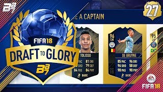 DRAFT TO GLORY! YOU LIKE THIS? #27 | FIFA 18 ULTIMATE TEAM