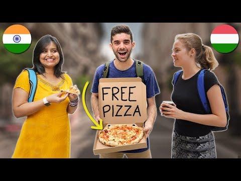 PIZZA GRATIS agli STRANIERI - thepillow a BUDAPEST