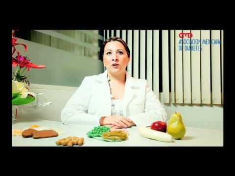Asociación Mexicana de Diabetes - Antioxidantes.mov