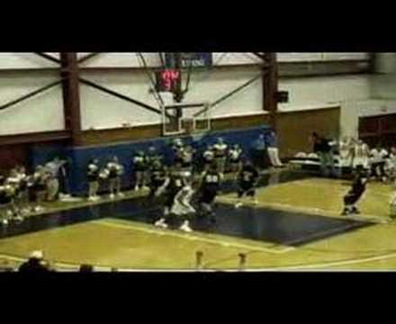 SNHU Dunks vs. Franklin Pierce 12/12/07
