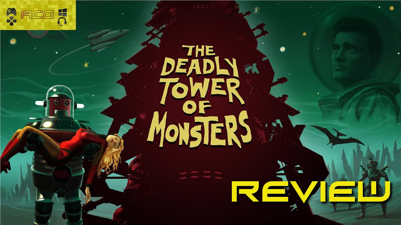 "The Deadly Tower of Monsters Review ""Buy, Wait for Sale"