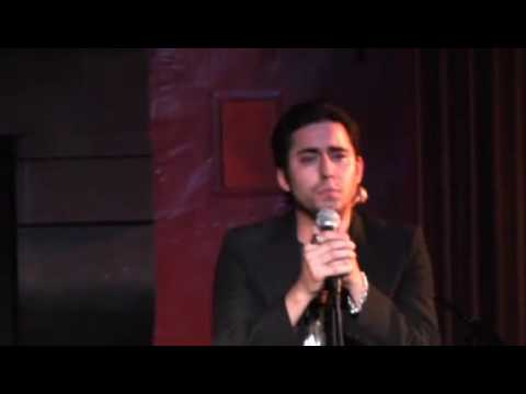 John Lloyd Young Sings Crying