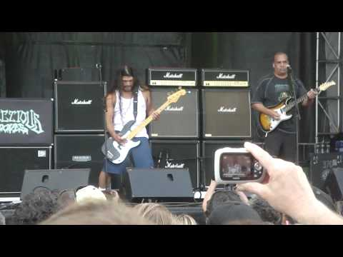 INFECTIOUS GROOVES - PUNK IT UP (Live) @ Orion Festival 6/8/13