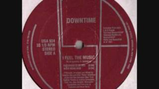 Downtime - I Feel The Music (Cocorico Club Mix) 1991