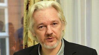 Швеция прекратила расследование против Ассанжа по двум пунктам