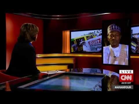 CNN INTERVIEW WITH NIGERIA'S PRESIDENT ELECT:  GENERAL MUHAMMADU BUHARI