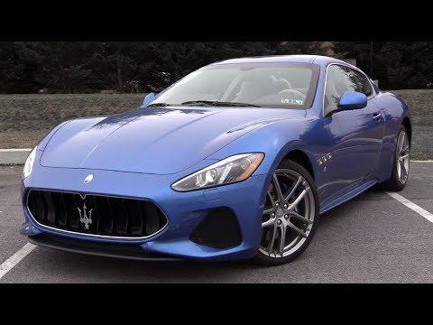 2018 Maserati GranTurismo: Review