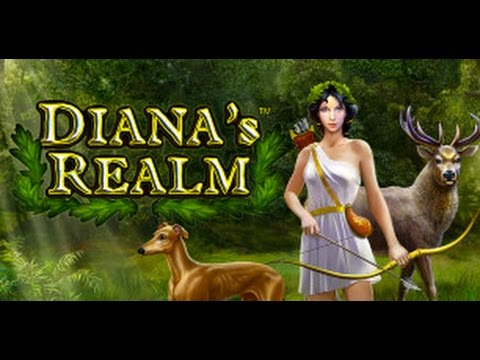 SLOT BONUS     BIG WIN!     Diana's Realm
