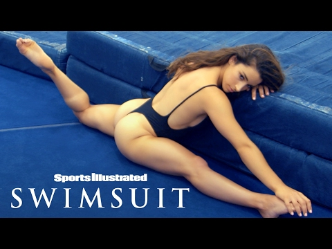 Aly Raisman Loves Her Body: Strong Is Really Beautiful | Uncovered | Sports Illustrated Swimsuit