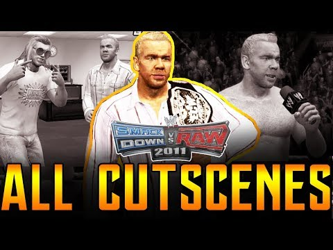 WWE SVR 2011 | Christian RTWM All Cutscenes  PS3/Xbox 360 1080p