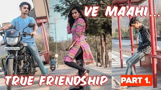 This is just a short video on true friendships story. stay connected ♥️ thanks for watching. don't forget to like share and subscribe . keep loving su...