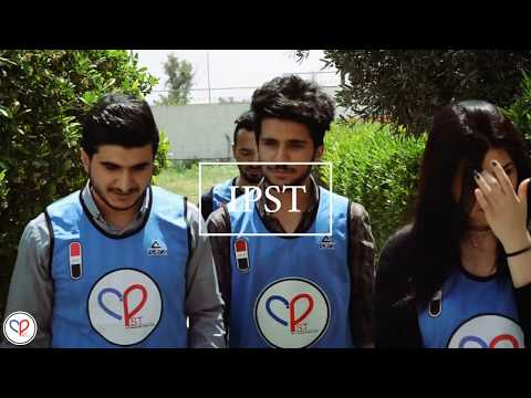 Iraqi Pharmaceutical Students' Team IPST University of Mosul / Almutamizat highschool - Kirkuk