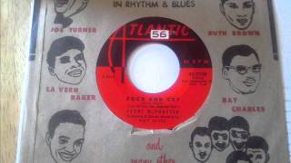 CLYDE McPHATTER - ROCK AND CRY - ATLANTIC 1158