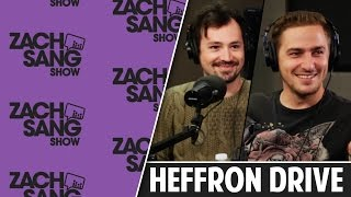 Heffron Drive | Full Interview YouTube Videos