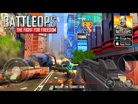 BattleOps - FPS Offline Story Gameplay (Android/IOS)