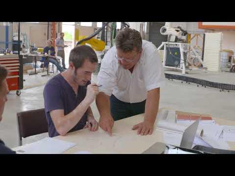 0 - Erstes 3D-gedrucktes Haus in Frankreich wird bezogen