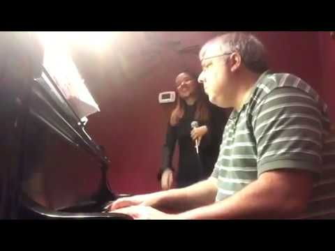Heaven - Bryan Adams - cover by Mike Evans and Farisha Ishak, winner of The Voice in Singapore