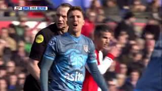 Feyenoord - Heracles Almelo 1-0 | 18-02-2018 | Samenvatting
