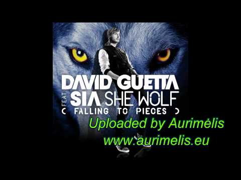 David Guetta feat. Sia - She Wolf (Falling To Pieces) (Mikis Extended Remix) 1080p