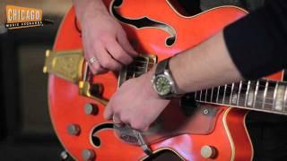 Gretsch Eddie Cochran 6120 Tribute | CME Gear Demo | Brian Westfall