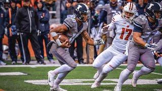 Illinois Football Highlights vs. #5 Wisconsin 10/28/17