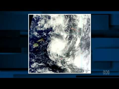 Tonga prepares for severe tropical cyclone