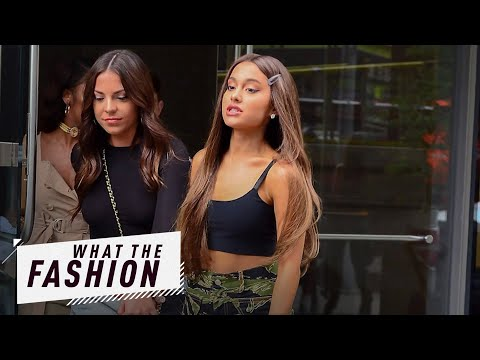 Ariana Grande's Outfit Costs How Much?! | What the Fashion | E! News Mp3