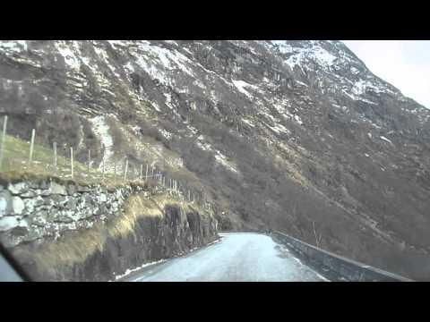 Ørnevegen, Norway 2nd of May 2013