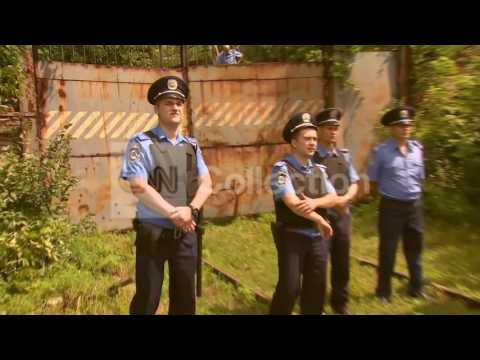 MH17: TRAINS WITH BODIES ARRIVE IN KHARKIV