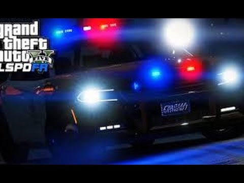 POLICE 911 LSPDFR ( roleplay ) Ep.#1 - Posibil s-o dai, da