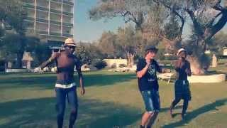 StreetDance MJackson Style by Anatolie & Friends - Filmed in Greece, Rom & MD
