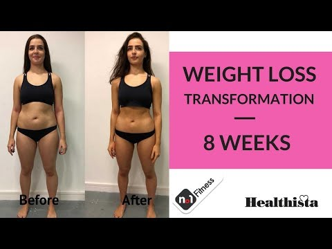 8 Week Diet And Exercise Plan To Lose Weight