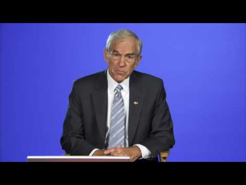 The YouTube Interview: Ron Paul