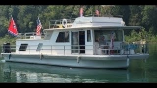 HOUSEBOAT FOR SALE - GIBSON 14
