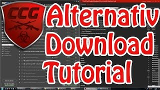 CCG Tutorial - Alternativer Download der Mod-Files (german w/ eng subs)