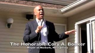 Part 2A Somerset County,  NJ Democrats Fundraiser With Newark, NJ Mayor Cory A. Booker 9/13/2009